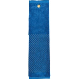 """16"""" x 22"""" Woven Embroidered Towel for Customization"""
