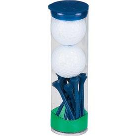 Custom 2 Ball Tall Tube