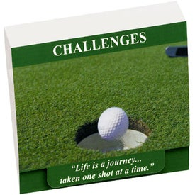 "4-1 Golf Tee Packet - 2-3/4"" Tee for Advertising"