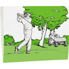 4-2-1 Golf Tee Pack for your School