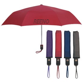 "42"" Arc Telescopic Folding Automatic Umbrella"