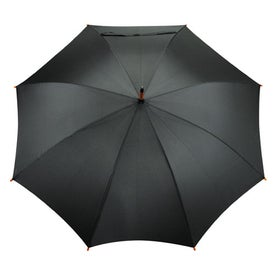 "48"" Arc EcoSmart Stick Umbrella Giveaways"