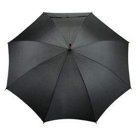 "48"" Arc EcoSmart Stick Umbrella Giveaways"