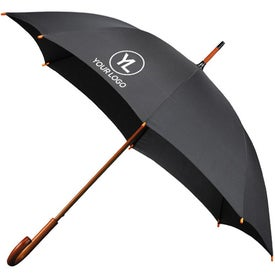 "48"" Arc EcoSmart Stick Umbrella"
