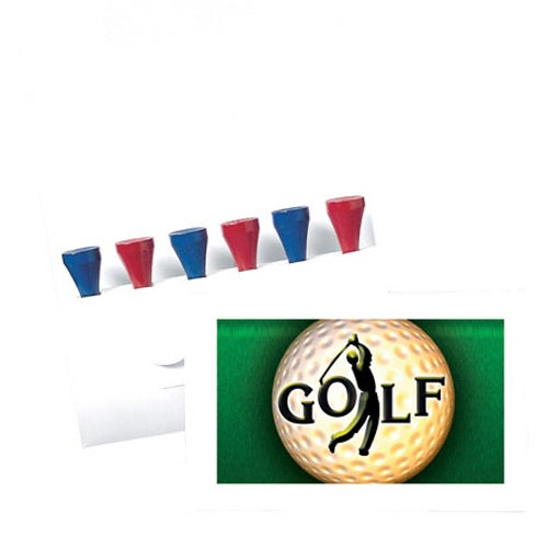6 Tee Golf Packet