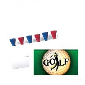 6 Tee Golf Packet