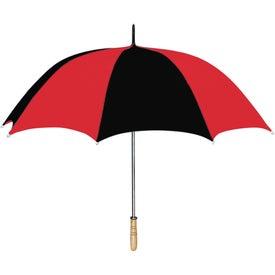 "Printed 60"" Arc Golf Umbrella"