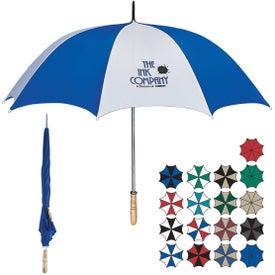 "60"" Arc Golf Umbrella"
