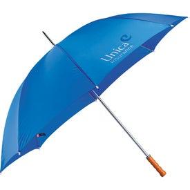 "Customized 60"" Golf Umbrella"