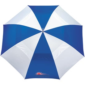 """60"""" Vented Golf Umbrella for Your Church"""
