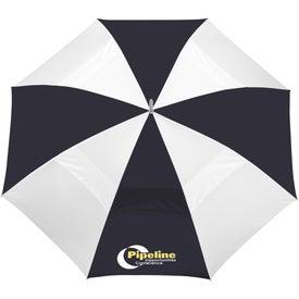 "Company 60"" Vented Golf Umbrella"