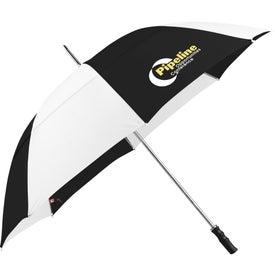 "60"" Vented Golf Umbrella for Advertising"