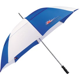 Vented Golf Umbrellas (Screen Print)