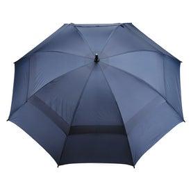 "Personalized 60"" Arc Slazenger Fairway Vented Golf Umbrella"