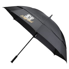 "Custom 60"" Arc Slazenger Fairway Vented Golf Umbrella"