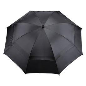 "Customized 60"" Arc Slazenger Fairway Vented Golf Umbrella"