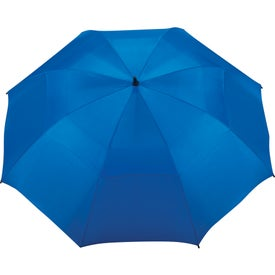 "Company 62"" Course Vented Golf Umbrella"