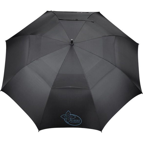 "64"" Arc Slazenger Caddy Vented Automatic Golf Umbrella"