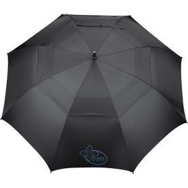 Slazenger Caddy Vented Automatic Golf Umbrella