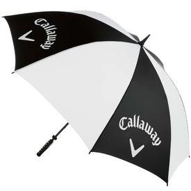 "64"" Callaway Golf Umbrella for Advertising"