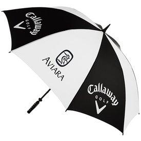 """64"""" Callaway Golf Umbrella"""