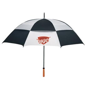 "68"" Arc Vented Golf Umbrella for Your Organization"