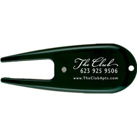 Company 6 Plus Tees/1 Divot Tool/2 Ball Markers