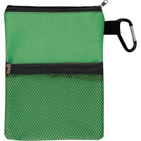 Advertising 6 x 8 Ditty Bag With Pocket