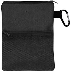 Branded 6 x 8 Ditty Bag With Pocket