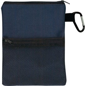 6 x 8 Ditty Bag With Pocket for Your Company