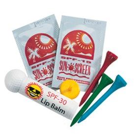 Logo All Weather Pro Golfer's Kit