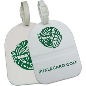 Arch Golf Bag Tag