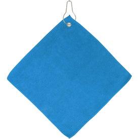 Augusta Microfiber Golf Towel for Your Church