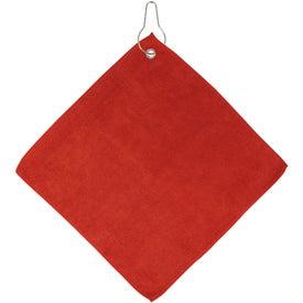 Custom Augusta Microfiber Golf Towel