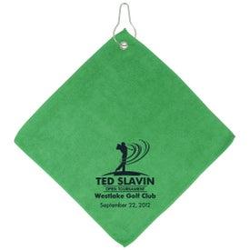 Advertising Augusta Microfiber Golf Towel