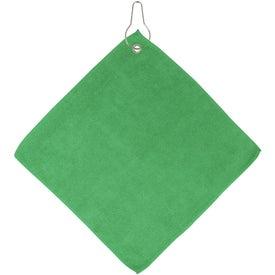 Augusta Microfiber Golf Towel Giveaways