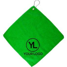 Customized Augusta Microfiber Golf Towel