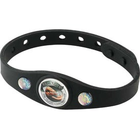 Imprinted Balance 3000 Golf Ball Marker Adjustable Bracelet