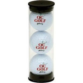 Ball Tube - 3 Authoritee Balls