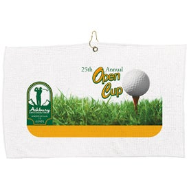 Golf Waffle Towel