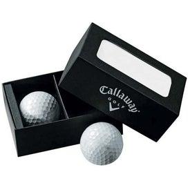 Customized Callaway Business Card Box - Warbird Plus