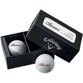 Callaway(R) Business Card Box - Warbird(R) Plus