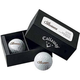 Callaway Business Card Box - Warbird Plus