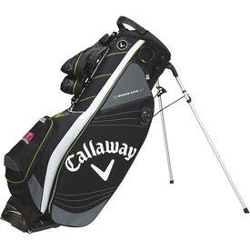 Custom Callaway Hyper Lite Golf Bag