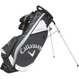 Imprinted Callaway Hyper Lite Golf Bag