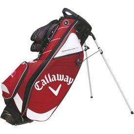 Callaway Hyper Lite Golf Bag for Customization