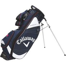 Callaway Hyper Lite Golf Bag with Your Slogan