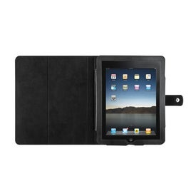 Callaway Leather iPad Cover Imprinted with Your Logo
