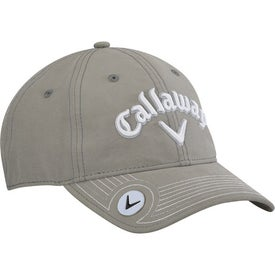 Callaway Marker Cap with Your Logo