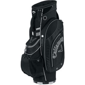 Advertising Callaway Organizer 7 Cart Bag